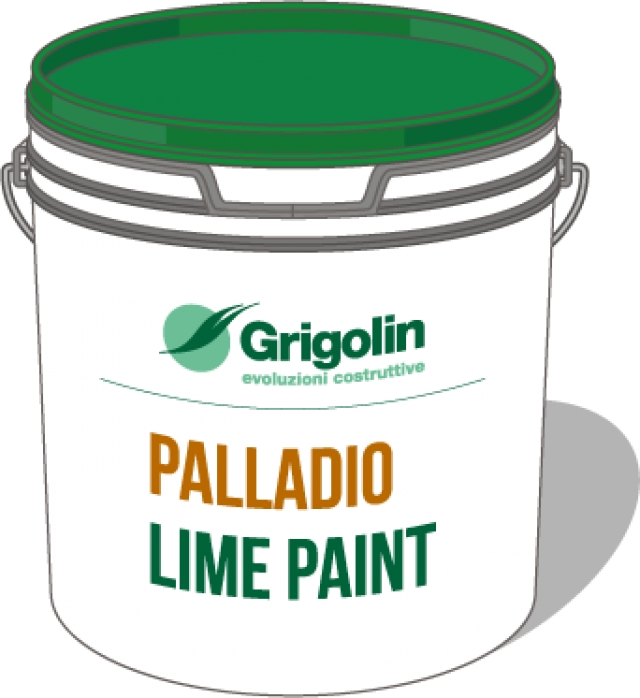 Palladio Lime Paint Pittura A Base Di Grassello Di Calce Cl 80 S
